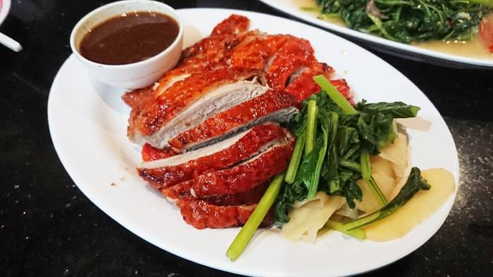 ヤワラートのディナーでおすすめのhua seng hongの紹介