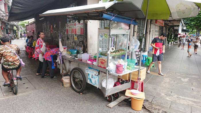 タイのクイッティアオの注文方法と食べ方