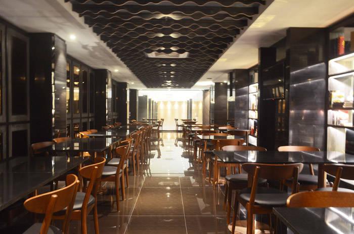 バンコク トンローのレストラン S-SEN