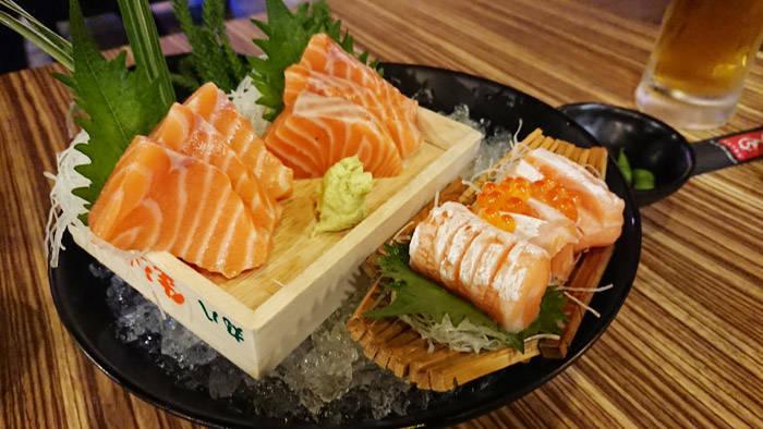 タイ カオヤイの寿司 辰の紹介
