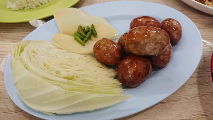 バンコク シーロムのタイ料理店 HAI