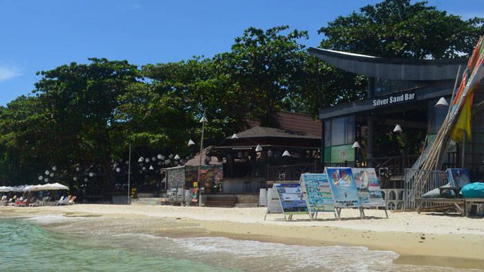Silver Sand Bar, Koh Samet