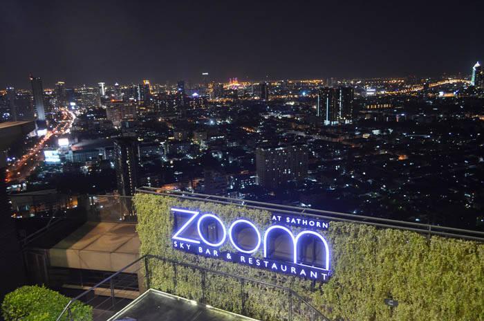 バンコクのZOOMの紹介