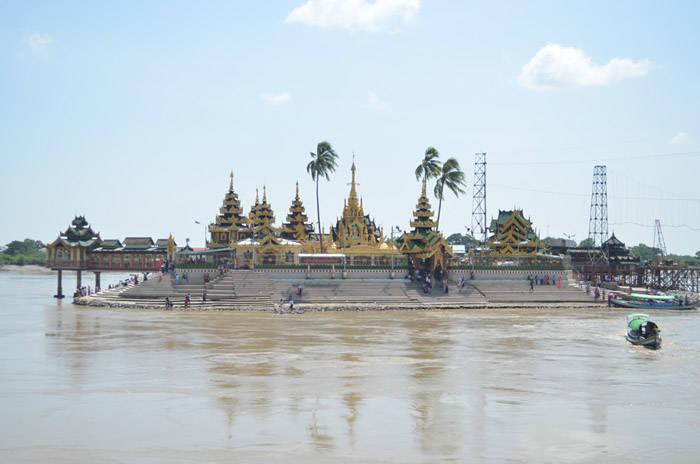 イエレーパゴダ(Ye Le Pagoda)