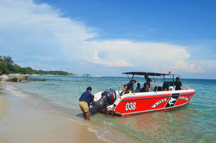 サメット島からバンコクへ戻る方法