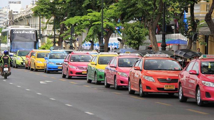 バンコクのボッタくり・悪質タクシーについて解説