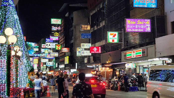 バンコク タニヤでの遊び方とおすすめのお店