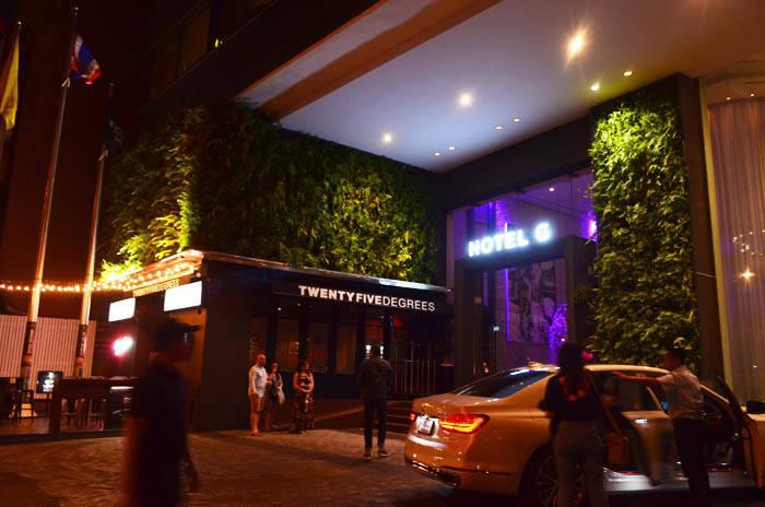 プルマン バンコクホテルG
