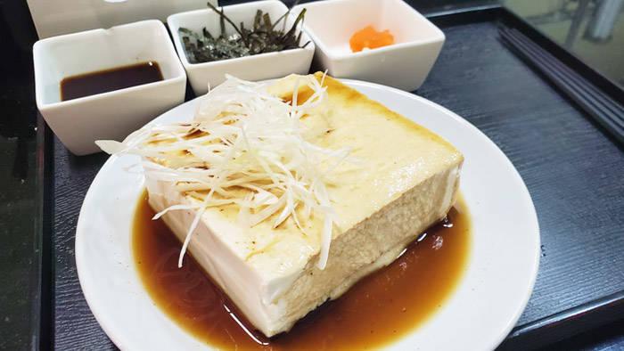 バンコクの豆腐料理専門店 天然豆腐(tennen toufu)