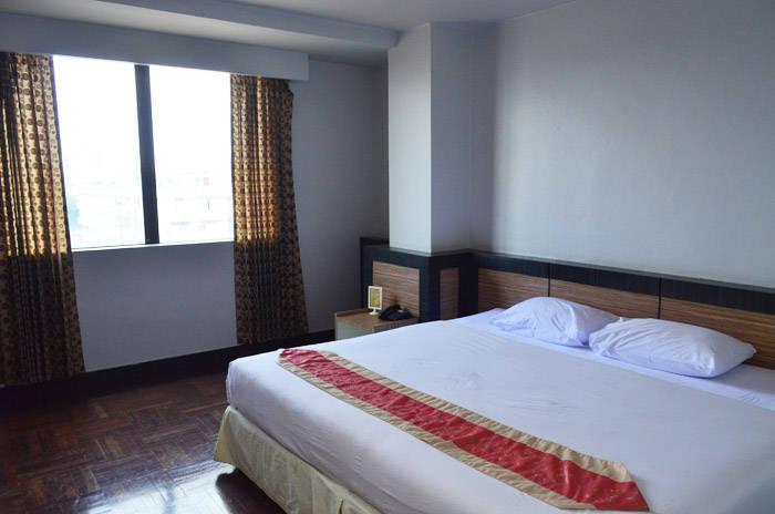 アユタヤグランドホテルの部屋