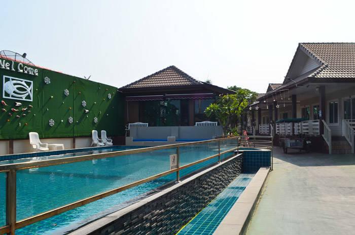 パタヤ ラン島のおすすめホテル ビー オーキッド プール ヴィラ