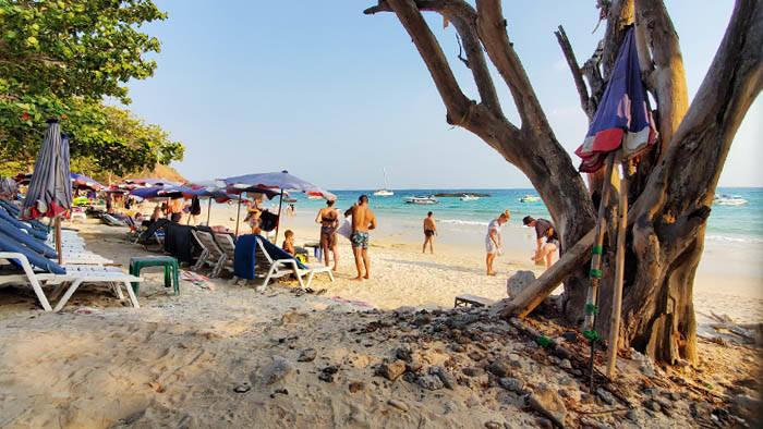 ラン島 ヌアルビーチ(Nual Beach)の紹介