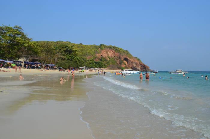 ラン島のヌアルビーチ