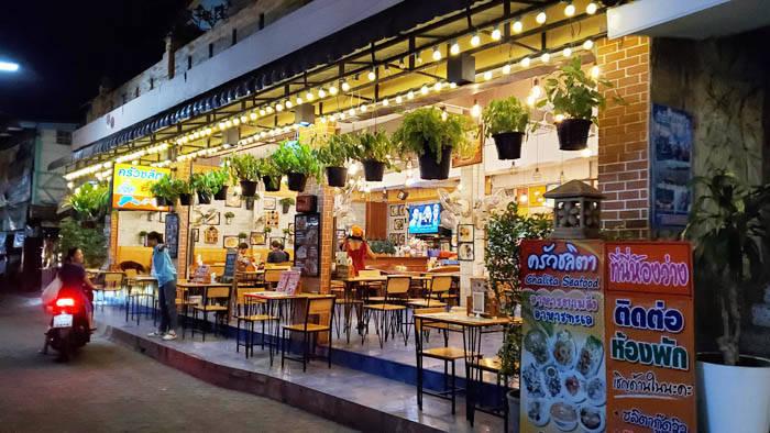 ラン島でおすすめのレストラン