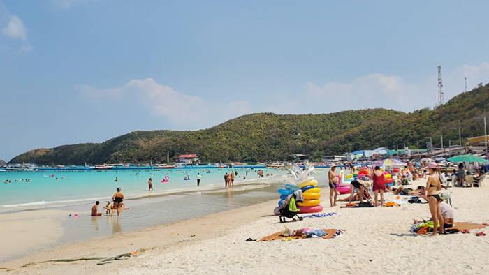 ラン島 7つのビーチの紹介