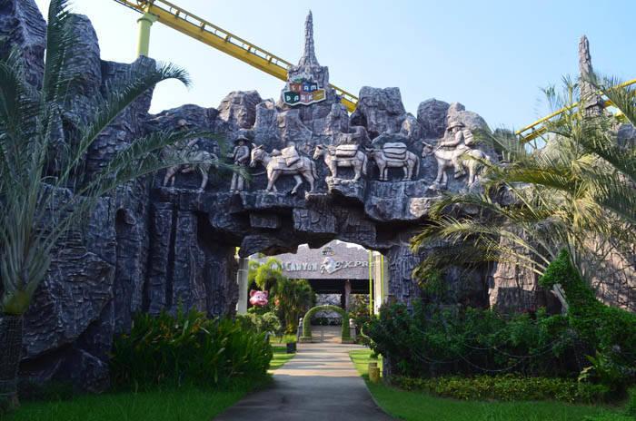 サイアムアメージングパーク  Siam Amazing Park