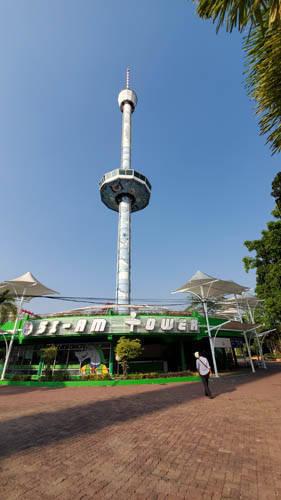 サイアムアメージングパーク Si-Am Tower Siam Amazing Park
