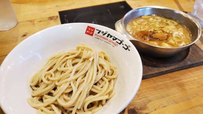 バンコク フジヤマ55のつけ麺
