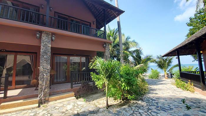 タオ島のホテル ビーチ クラブ コー タオ (Beach Club Koh Tao)