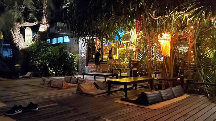 タオ島 ACTWO Restaurantの紹介