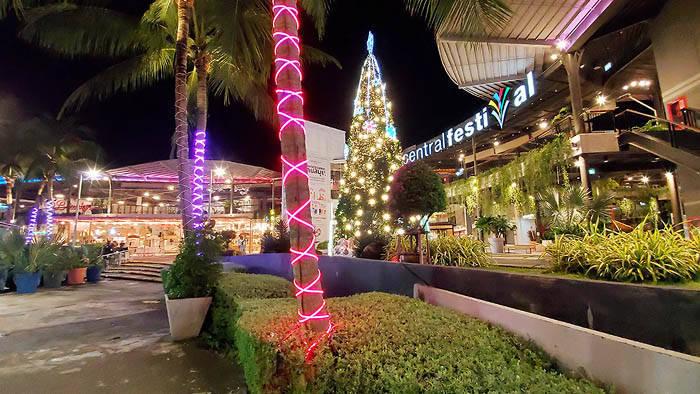 サムイ島のショッピングモール セントラル・フェスティバル・サムイの紹介