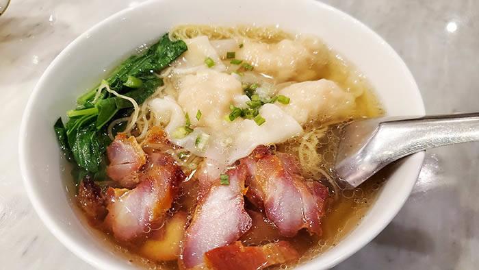 サムイ島のタイ式ラーメン屋 Nanyuan Noodleの紹介