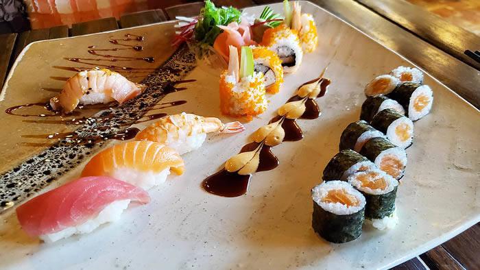 サムイ島の和食・寿司レストラン Benzo Sushiの紹介