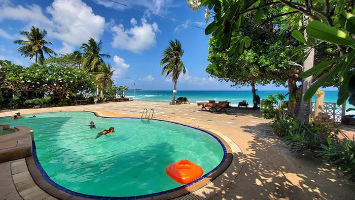 サムイ島の激安ホテル チャウエン リゾートの紹介