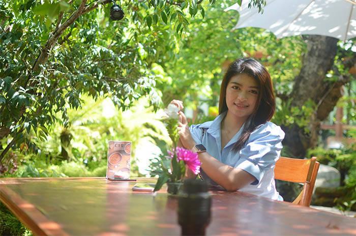 バンコク サトーンのカフェ Baan Suan Sathorn(บ้านสวนสาทร คราฟแอนด์คาเฟ่)の紹介