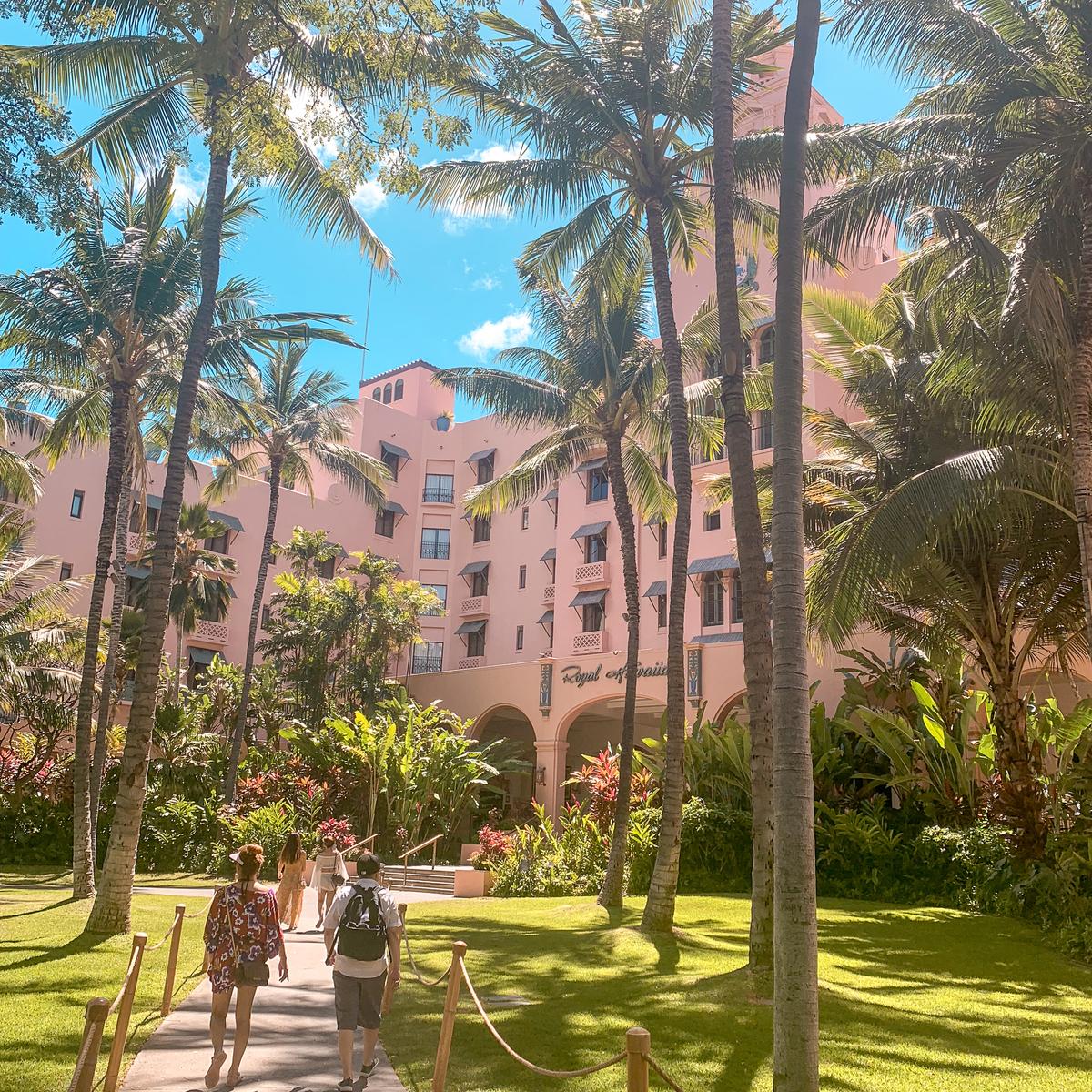 かわいい ホテル ハワイ