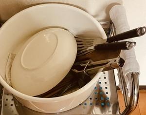 野田琺瑯 丸型洗い桶 写真
