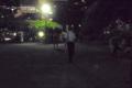 09/09(金) 【下目黒】  「夜の公園」