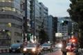 09/15(木) 【神田小川町】  「靖国通り」