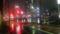 11/14(月) 【山口県岩国市麻里布町】 「雨」