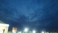 01/18(水)【愛媛県松山市西垣生町】  「夜空」