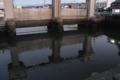 02/03(金)【愛媛県伊予郡松前町浜】  「水門」