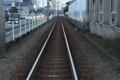 02/07(火)【愛媛県伊予市下吾川】  「線路」