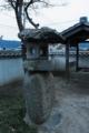 02/08(水)【愛媛県伊予郡松前町横田】  「灯篭」
