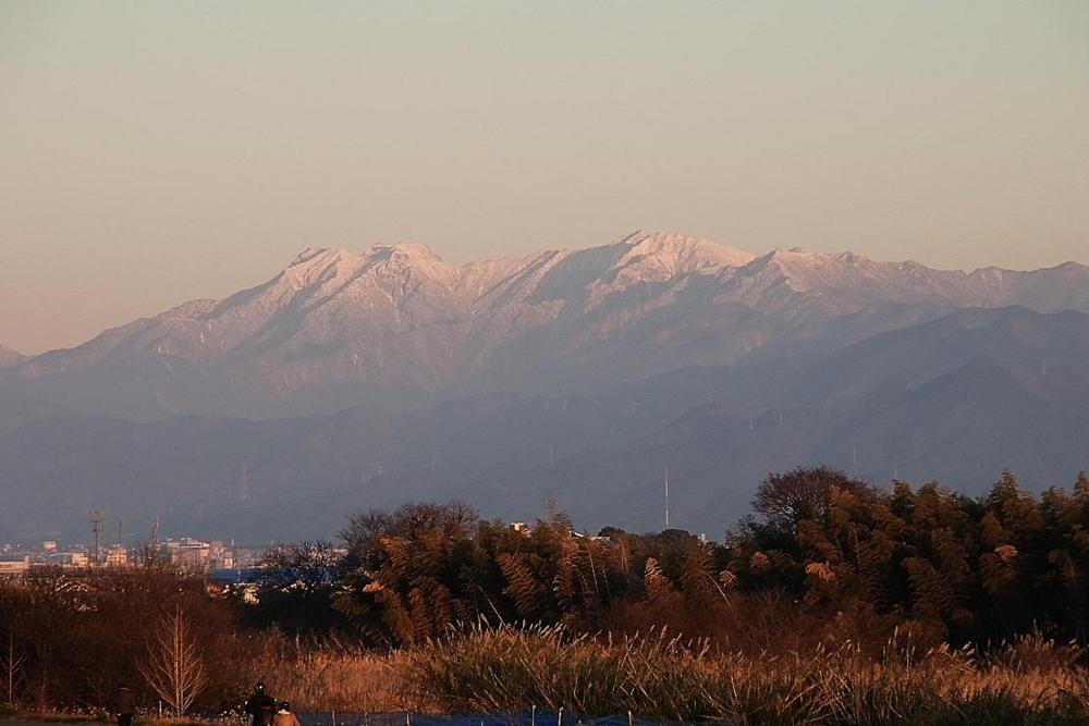 02/15(水)【愛媛県松山市西垣生町】  「雪山」