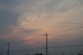 05/30(火)【愛媛県伊予郡松前町東古泉】  「夕景」  Rx