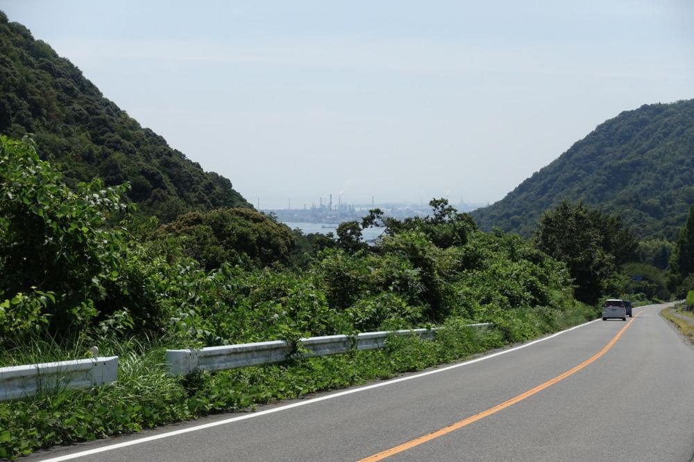 08//27(日)【広島県大竹市玖波町】  「山~海」  Rx