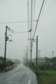 09//17(日)【愛媛県伊予市下三谷】  「台風接近中」  Rx