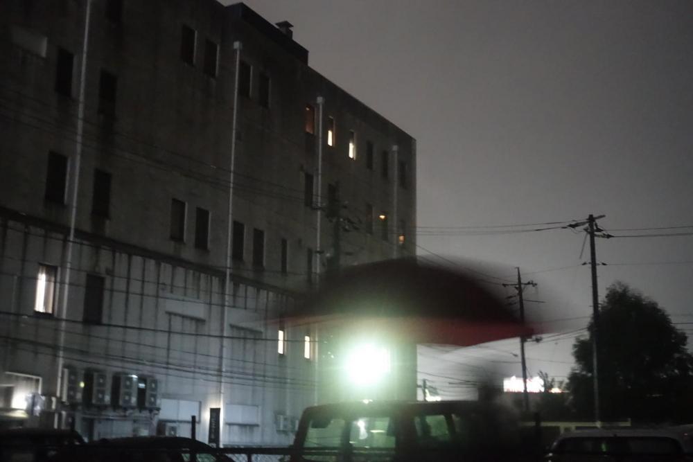 09//27(水)【山口県岩国市麻里布町】  「雨」  Rx