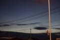 1/4(木)【愛媛県伊予郡松前町東古泉】  「曇」  Rx