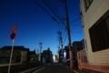 2/13(火)【山口県岩国市麻里布町】  「宵」  Rx