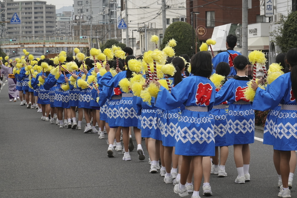 11/3(日)【山口県岩国市三笠町】 「祭り」 Rx6