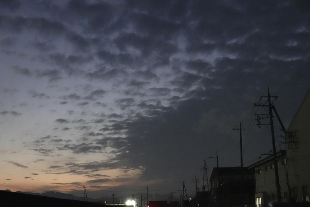 12/19(木)【山口県岩国市日の出町】 「宵」 Rx6