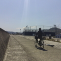 4/14(火)【広島県大竹市晴海】 「堤防」 FV