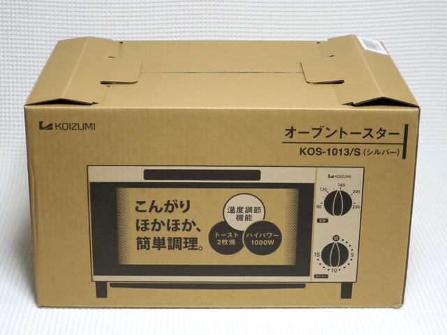 KOIZUMI KOS-1013 外箱