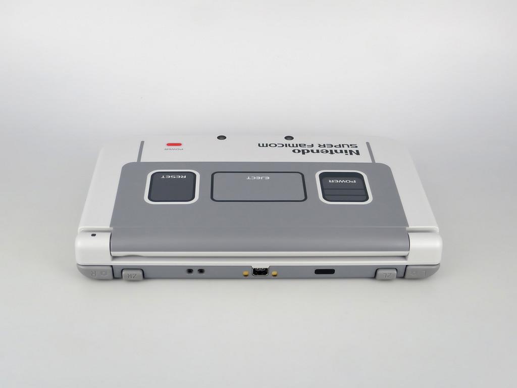 Newニンテンドー3DS LL スーパーファミコン エディション